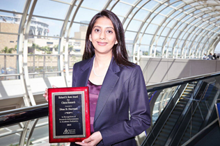 Emergency Medicine fellow Dina Daswani, MD