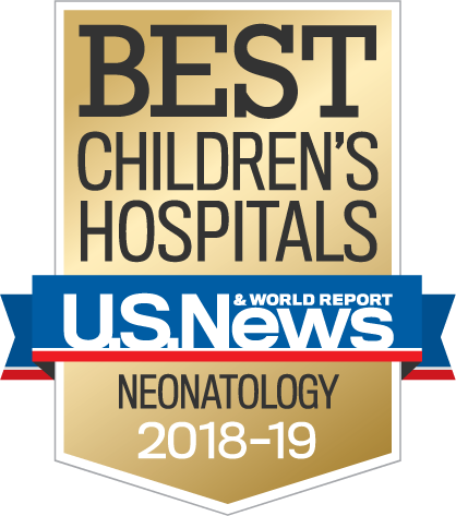 Best Children' s Hospitals-Neonatology 2018