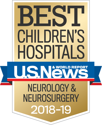 Best Children's Hospitals-Neurology 2018