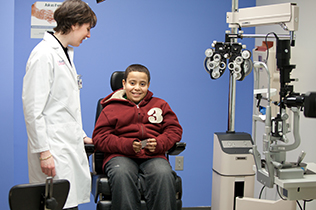 Ophthalmology – Our Expertise | The Children's Hospital at Montefiore