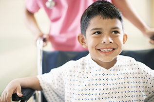 Critical Care – Our Expertise | The Children's Hospital at