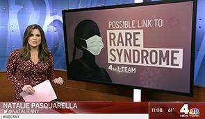 Montefiore Pediatric Cardiologist Talks to NBC New York About Rare Pediatric Syndrome and COVID-19