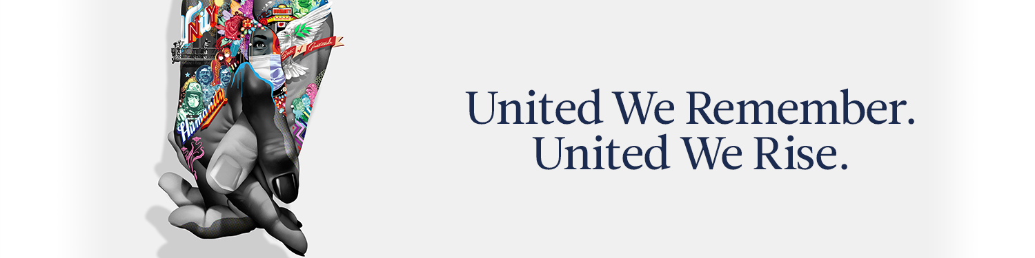 <!-- United We Remember -->